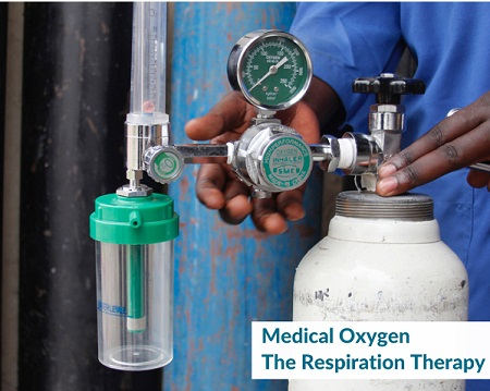 Medical Oxygen – The Respiration Theraphy