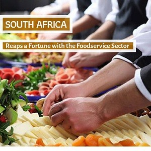 South Africa Reaps a Fortune with the Food Service Sector
