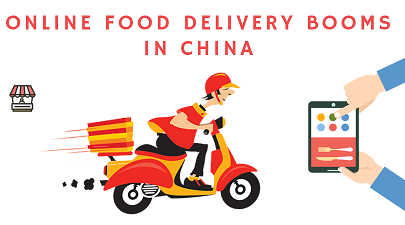 Online Food Delivery Booms in China